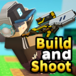 Build and Shoot MOD Unlimited Money 1.9.8
