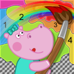 Color by Number for Kids MOD Unlimited Money 1.2.2