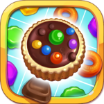 Cookie Mania – Match-3 Sweet Game MOD Unlimited Money 2.6.3
