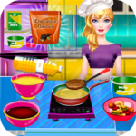 Cooking Recipes – in The Kids Kitchen MOD Unlimited Money 1.9