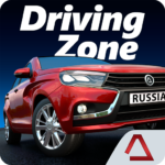 Driving Zone Russia MOD Unlimited Money 1.30