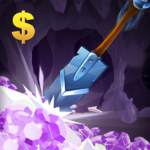 Gold Mining – mining and become tycoon MOD Unlimited Money 1.1.2