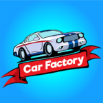Idle Car Factory Car Builder Tycoon Games 2020 MOD Unlimited Money 12.7.3