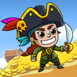 Idle Pirate Tycoon MOD Unlimited Money 1.0.1