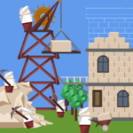 Idle Tower Builder construction tycoon manager MOD Unlimited Money 1.1.4