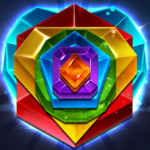 Magical Jewels of Kingdom Knights Match 3 Puzzle MOD Unlimited Money 1.1.4