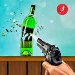 Real Bottle Shooting Free Games 3D Shooting Games MOD Unlimited Money 3.2