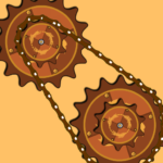 Steampunk Idle Spinner Coin Factory Machines MOD Unlimited Money 1.9.3