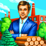Timber Tycoon – Factory Management Strategy MOD Unlimited Money 1.1.0