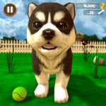 Virtual Puppy Simulator – Pet Dog Family Adventure MOD Unlimited Money 2.8