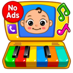Baby Games – Piano Baby Phone First Words MOD Unlimited Money 1.2.4