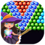 Bubble Shooter Magic Witch MOD Unlimited Money 1.6.0