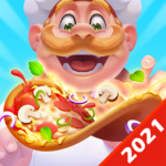 Crazy Diner Crazy Chefs Kitchen Adventure MOD Unlimited Money 1.0.1