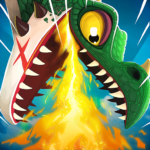 Hungry Dragon MOD Unlimited Money 3.6