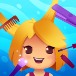 Idle Beauty Salon Hair and nails parlor simulator MOD Unlimited Money 1.0.0008