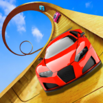 Impossible Stunts Car Racing Games Spiral Tracks MOD Unlimited Money 2.1