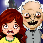 Mini Town Horror Granny House MOD Unlimited Money 1.5