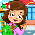 My Town Preschool Game Free – Educational Game MOD Unlimited Money 1.04