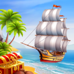 Pocket Ships Tap Tycoon Idle Seaport Clicker MOD Unlimited Money 0.5.5
