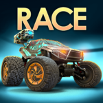 RACE Rocket Arena Car Extreme MOD Unlimited Money