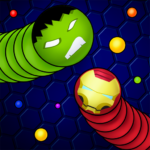 Snaky .io – Fun Multiplayer Slither Battle MOD Unlimited Money 5.3