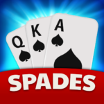 Spades Free Online and Offline Card Game MOD Unlimited Money 3.1.3