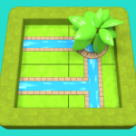 Water Connect Puzzle MOD Unlimited Money 2.1.0