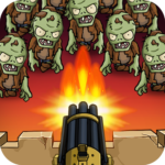 Zombie War Idle Defense Game MOD Unlimited Money 25