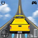 4X4 Jeep stunt drive 2019 impossible game fun MOD Unlimited Money 1.0.7