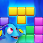 Block Puzzle Fish Free Puzzle Games MOD Unlimited Money 1.0.2