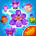 Blossom Blast Saga MOD Unlimited Money