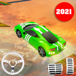 Car Stunt Racing – Mega Ramp Car Jumping MOD Unlimited Money 1.9