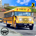 City School Bus Game 3D MOD Unlimited Money 1.7