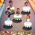 Cooking Cafe – Food Chef MOD Unlimited Money 2.6.6