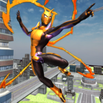 Flying Spider Hero Two -The Super Spider Hero 2020 MOD Unlimited Money 0.2.7