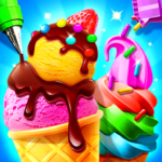 Ice Cream Master 2 – Popular Dessert Shop MOD Unlimited Money 2.5.5026