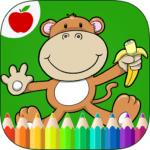 Jungle Animals Coloring Book MOD Unlimited Money 9