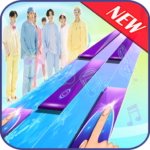 Life Goes On BTS Piano Game Magic MOD Unlimited Money 1.4