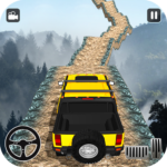 Offroad Jeep Driving Stunt 3D Real Jeep Games MOD Unlimited Money 1.0