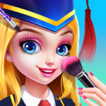 School Makeup Salon MOD Unlimited Money 2.8.5038