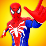 Spider Hero Fight Gangster Rope Battle Crime City MOD Unlimited Money 3.0