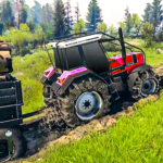 Tractor Pull Farming Duty Game 2019 MOD Unlimited Money 1.0