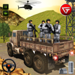 US Army Truck Driving 2018 Real Military Truck 3D MOD Unlimited Money 1.0.5