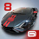 Asphalt 8 Racing Game – Drive Drift at Real Speed MOD Unlimited Money 5.6.0i