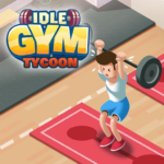 Idle Fitness Gym Tycoon – Workout Simulator Game MOD Unlimited Money 1.5.4