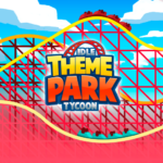 Idle Theme Park Tycoon – Recreation Game MOD Unlimited Money 2.5.1