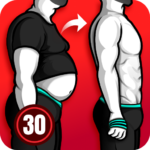 Lose Weight App for Men – Weight Loss in 30 Days MOD Unlimited Money 1.0.35