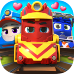 Mighty Express – Play Learn with Train Friends MOD Unlimited Money 1.2.9
