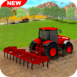 New Tractor Farming 2021 Free Farming Games 2021 MOD Unlimited Money 1.11