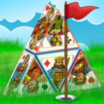 Pyramid Golf Solitaire MOD Unlimited Money 5.1.1853